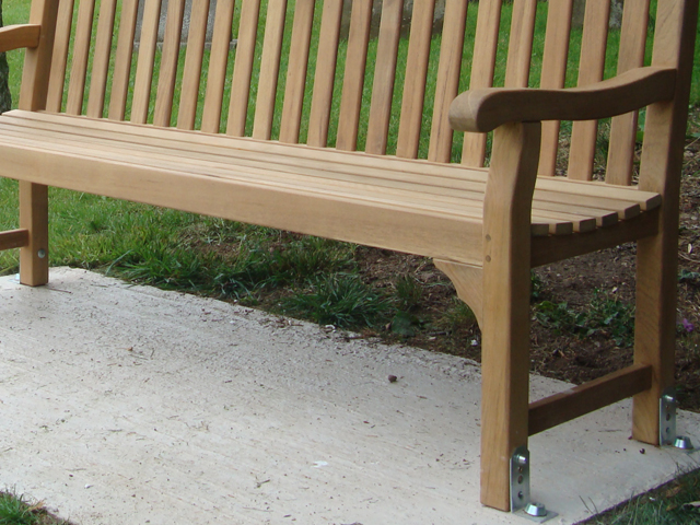 Memorial Benches Why Our Installation