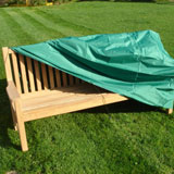 garden bench covers