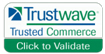 Trustwave - Trusted commerce, click to validate