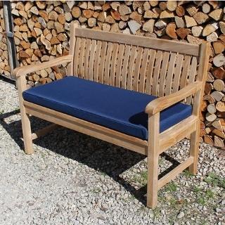 Kingdom Teak 120cm Garden Bench Cushion