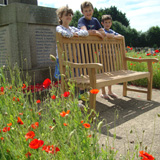 WW1 centenary benches